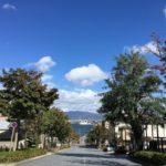 【函館観光】思い悩む前に坂道を登ろう。函館の八幡坂にみる坂道の効用とススメ。