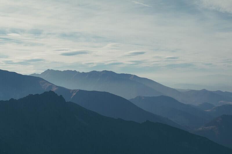 山の歓喜 河井酔茗